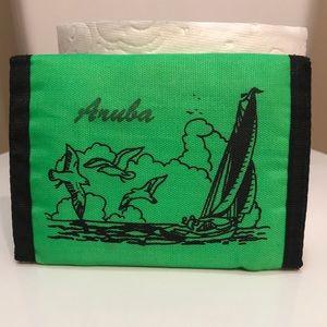 🌷NEW🌷 Vintage Aruba Wallet